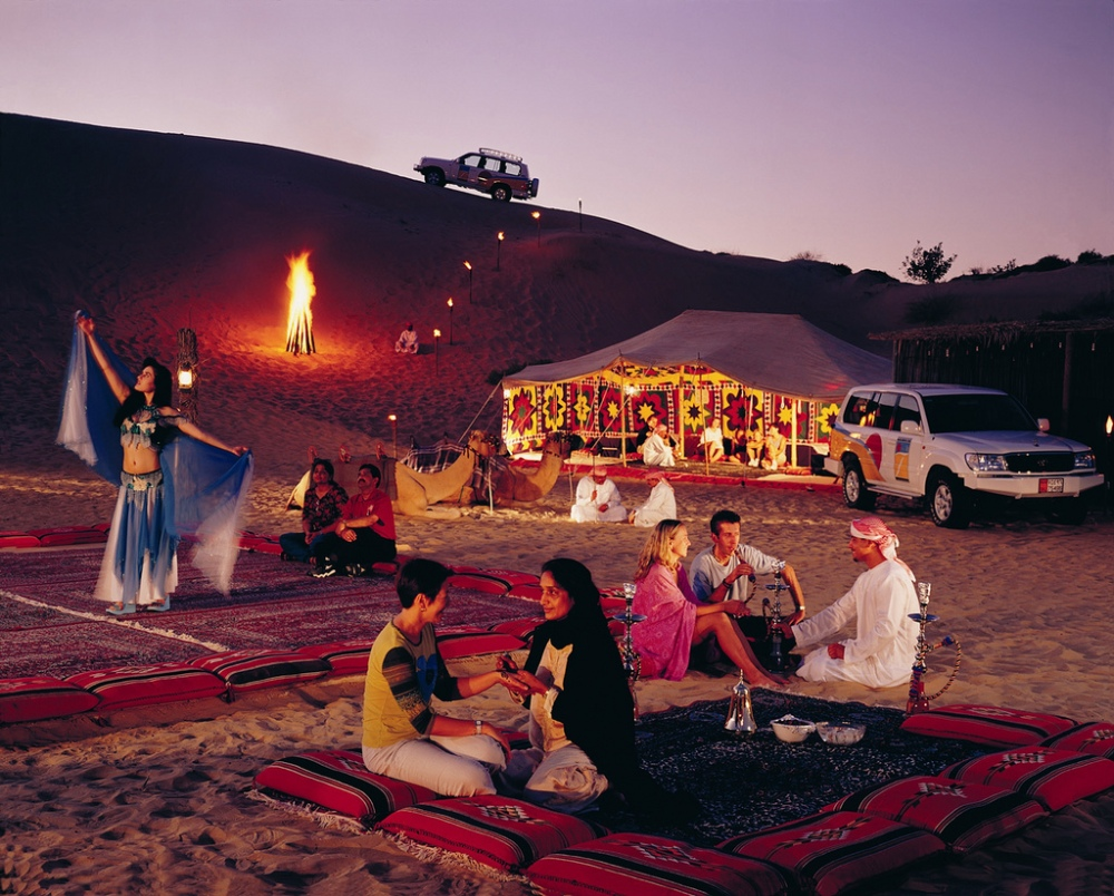 Dubai Dessert Camp